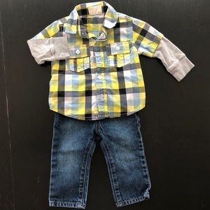 Other - Baby boys outfit
